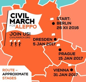 Civil March for Aleppo