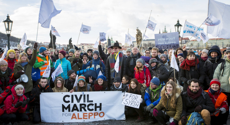 Civil_March_for_Aleppo_in_Prague